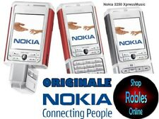 Nokia 3250 Xpress Music Rot-White (Ohne Simlock) Menu Only English-Franc-Arabe