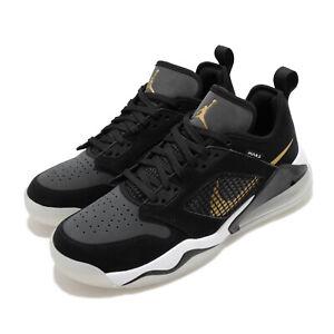 Nike Jordan Mars 270 Low Defining Moments Black Gold Men Basketball CK1196-017
