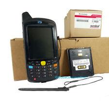SYMBOL MC55 MC5574-PUCDURRA9WR Motorola 1D WM6.5 GSM Barcode Scanner +Warranty