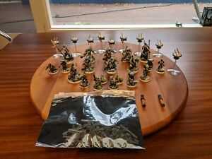 Warhammer Tau 40k Stealth Suit, ethereals, kill team, Mixed Lot Games Workshop