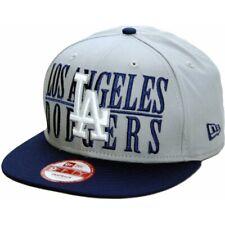 LA Dodgers New Era Step Over Snap 2 9Fifty MLB Adjustable Snapback Cap S-M