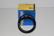 Nikon screw-in lens hood HN-12 for 52mm circular polarization filter