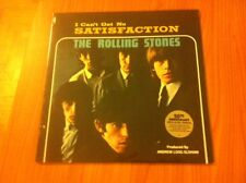 """12"""" ROLLING STONES I CAN'T GET NO SATISFACTION 50th ANNIVERSARY SIGILLATO 19780"""