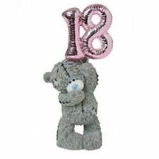 Me to You Tatty Teddy Bear - Party Time It's Your 18th Birthday - Figurine