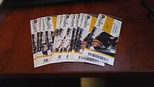 03/26/16 Buffalo Sabres ticket stubs vs Winnipeg Jetsl Fasching 1st NHL Goal!!