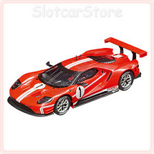 "Carrera Evolution 27596 Ford GT Race Car ""Time Twist No.1"" 1:32 Auto Slotcar"