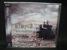 ELUPIA Wilderness JAPAN CD Nightwish Niobeth Adastreia Within Temptation