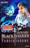 Ward - BLACK DAGGER Vampirträume Vampir Fantasy TB