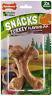 Nylabone Turkey Flavour Dog Snacks/Treats, Medium, 2-Piece