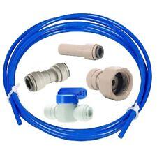Conjunto De Filtro De Agua Aqualogis (Kit-7) Para Whirlpool HOTPOINT Ariston Heladeras