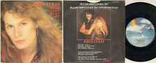 """THIN LIZZY JOHN SYKES Please Don't Leave Me 7"""" Ps, Very Rare Orig 1982 Single Fe"""
