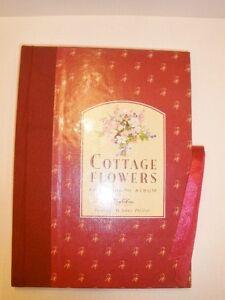 Victoria Avenue Cottage Flowers Photograph Album