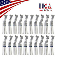 20X US Dental Slow Low Speed Handpiece Contra Angle Latch Wrench Head YS#YP