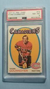 1971 OPC Montreal Canadienes Team Starter set PSA