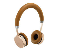 GOJI COLLECTION Wireless Bluetooth Headphones Rose Gold