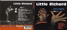 CD DIGIPACK 16T INCLUS 4T BONUS LITTLE RICHARD TUTTI FRUTTI ALBUM N°1 FRANCE 05