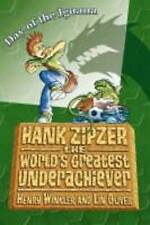 Hank Zipzer 3: Day of the Iguana, 1406318892, New Book