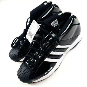 Adidas Pro Model 2G Men's Basketball Shoes Black EF9821 Mens Size US 10 NEW
