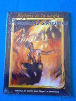 Rol - Mago - Relatos de la magia: Aventuras siniestras - La Factoria RL755