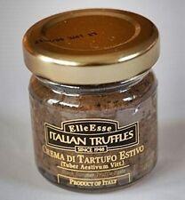 Trüffel Salsa Schwarze Trüffel Sauce Crema di Tartufo nero 100g/33,26€ Italien !