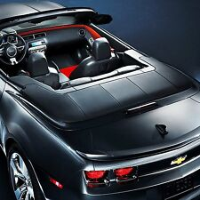 22931371 Chevrolet Camaro Covertible Top Tonneau Boot Cover by Chevrolet BLACK
