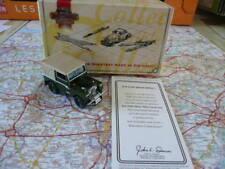 LAND ROVER séries 1 1948 Ancien Matchbox Collectibles en boite