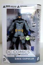 DC Collectibles Zero Year Batman Capullo Designer Series 3 Action Figure