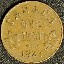 Canada 1923 Penny - Buyers Grade -