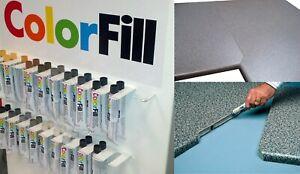 Unika ColorFill Worktop Joint Sealer Compound Laminate  TOP 50 UK COLOURS 2021