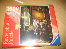 Ravensburger 1000 Piece Puzzle - Chanukah - Festival of Lights- New