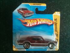 Hot Wheels R6458 2010 Premiere 51/52 67 Chevelle SS 396 (51/214) First Edition