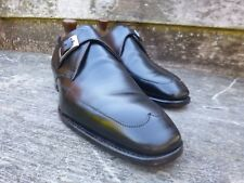 CHEANEY MONK STRAP – BLACK - UK 7.5 – JUDE - EXCELLENT CONDITION