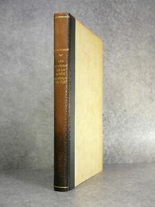 LACHOUQUE. LES DRAPEAUX DE LA GARDE NATIONALE DE PARIS EN 1789. 1947 29 PLANCHES