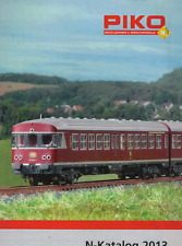 PIKO N SCALE MODEL TRAINS CATALOG 2013 | NOS | TMS-1044