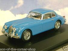 OXFORD 1/43 DONALD CAMPBELL'S JAGUAR XK150 XK 150 DC7 BLUEBIRD BLUE JAGXK150006