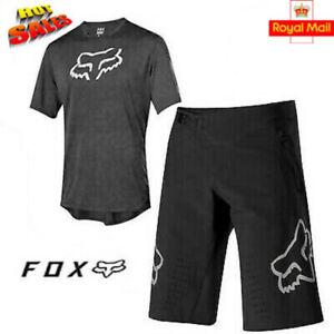 Fox Racing Men Woman's Short Breathable Padded Lightweight Mountain Bike Shorts