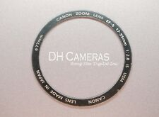 Canon EF-S 17-55MM 2.8 IS USM Name Cover Ring Replacement Part YB2-1098-000