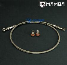 MAMBA Turbo Oil Feed Line Kit For AUDI TT S3 1.8T 225HP K04-020 K04-022 K04-023