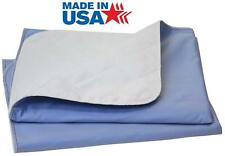 80 x 36 inches Big Size Washable Bed Pad / 3XL Incontinence Underpad - Mattress