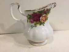 Royal Albert Old Country Roses Large Creamer - MINT