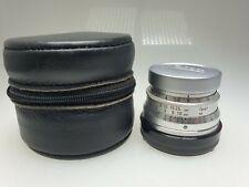 Leica Summicron 1:2 35mm 8-Elemente Leitz Objektiv Leica Anschluss