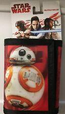 Star Wars Red Bifold Wallet