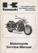 2006 KAWASAKI MOTORCYCLE VULCAN900 CLASSIC LT  SERVICE P/N 99924-1366-01 (565)