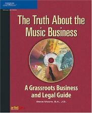 """""""The Truth About The Music Business"""" Book-Brand New On Sale-Business And Legal!"""