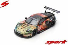 Porsche 911 RSR -Bergmeister/Lindsey/Perfetti-1° LMGTE Am Le Mans 2019 #56-Spark