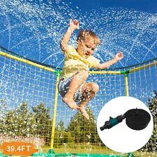 Trampoline Waterpark Sprinkler Hose Best Outdoor Summer Water Toys  Kids Outside