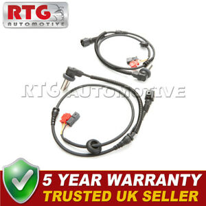 For Audi A4 8E 1.8 T 2.0 2.4 2.5 TDI German Quality ABS Wheel Speed Sensor Front
