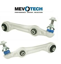 Set of 2 Front Lower Rearward Control Arms & Ball Joints Mevotech For W222 C217