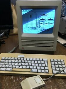 Apple Macintosh SE M5011 - top vintage
