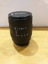 SIGMA 28-105mm 3.8-5.6 UC III ZOOM Lens for CANON EOS Film SLR